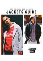 Promos et remises  : America Today Get to know our JACKETS