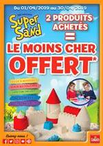 Prospectus Jouets Sajou : 2 produits achetés = Le moins cher offert