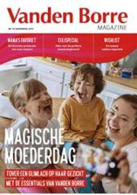 Prospectus Vanden Borre NAMUR : Mama's hebben het druk