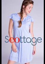 Prospectus SCOTTAGE : Nouveautés Robe