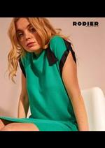 Prospectus rodier : Nouvelle Collection