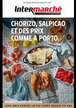 Prospectus Intermarché Super : CHORIZO, SALPICAO ET DES PRIX COMME À PORTO.