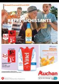 Prospectus Auchan Val d'Europe Marne-la-Vallée : Auchan_2019Avril3_VL_rev001_tag