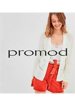 Prospectus Promod : Collection Pulls & Gilets