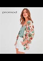 Prospectus Promod : Collection Vestes