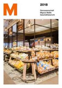 Prospectus Migros Belp : Geschäftsbericht 2018