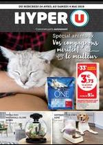 Promos et remises  : SPÉCIAL ANIMAUX VOS COMPAGNONS MÉRITENT LE MEILLEUR