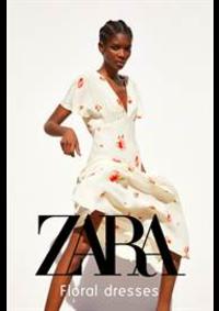 Prospectus ZARA PARIS 28-32 VICTOR HUGO : Floral Dresses