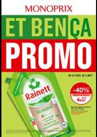 Prospectus Monoprix ANTONY : Et ben ça Promo
