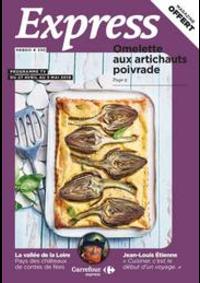 Prospectus Carrefour Express Arcueil : Express Hebdo S17