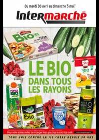 Prospectus Intermarché Super Neuilly Plaisance : LE BIO DANS TOUS LES RAYONS