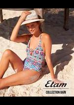 Prospectus Etam Lingerie : Collection Bain