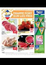 Prospectus Leader Price : Frappe Fort sur le prix