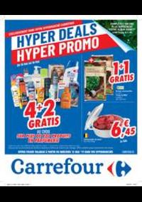 Prospectus Carrefour : Hyper deals, Hyper promo
