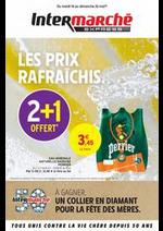 Prospectus Intermarché Express : LES PRIX RAFRAÎCHIS.