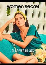 Prospectus Women'secret : Sleepwear 3x2