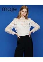 Catalogues et collections Maje : Tops & Chemises