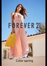 Prospectus FOREVER 21 : Color Spring