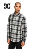 Prospectus DC shoes : Chemises Homme