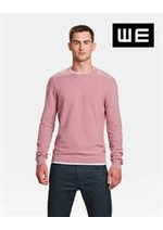 Prospectus WE Fashion : Pulls Homme
