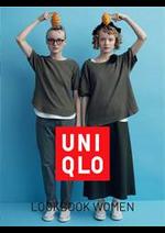 Prospectus Uniqlo : Woman Lookbook