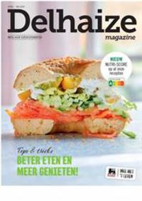 Prospectus Proxy Delhaize Overijse : Delhaize Magazine Mix&Match