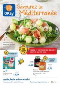 Prospectus OKay Supermarchés EPPEGEM  : Savouir Depliant
