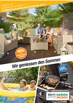 Prospectus Do it + Garden : Wir geniessen den Sommer.