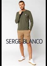Prospectus Serge Blanco : T- Shirts Homme