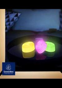 Prospectus Léonidas PLESSIS ROBINSON : Chocolats Leonidas