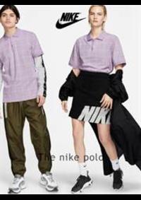 Prospectus Nike PARIS : The nike polo