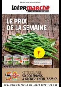 Prospectus Intermarché Super Ris Orangis : LE PRIX DE LA SEMAINE