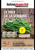 Prospectus Intermarché Super : LE PRIX DE LA SEMAINE