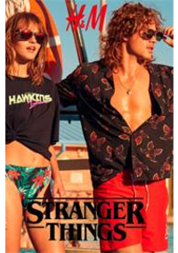 Prospectus H&M Mulhouse : Stranger Things Collection