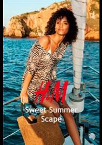 Prospectus H&M Thiais : Sweet summer scape