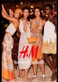 Prospectus H&M Thiais : Summer splash