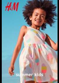 Prospectus H&M Mulhouse : Summer Kids