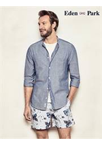 Prospectus Eden Park : Vêtements Homme