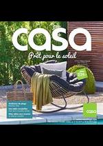 Prospectus Casa : Prêt pour le soleil