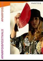 Prospectus PARFOIS : Collection du festival
