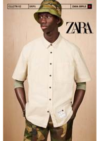 Catalogues et collections ZARA : Collection SRPLS Men