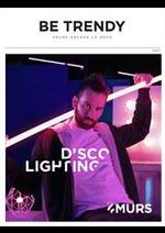 Promos et remises  : La Tendance Disco Lighting