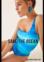Prospectus Women'secret : Save Ocean