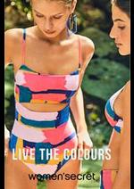 Promos et remises  : Live the colours