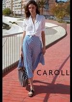 Prospectus Caroll : Blouses & Chemises