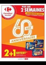 Bons Plans Carrefour Market : La fête des clients 2