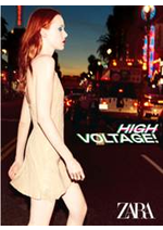 Prospectus ZARA : High Voltage