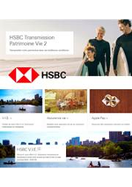 Promos et remises HSBC : Catalogue HSBC