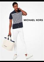 Prospectus Michael Kors : Nouveautés / Homme