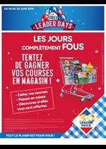 Jeux concours Leader Price : Super Leader Days